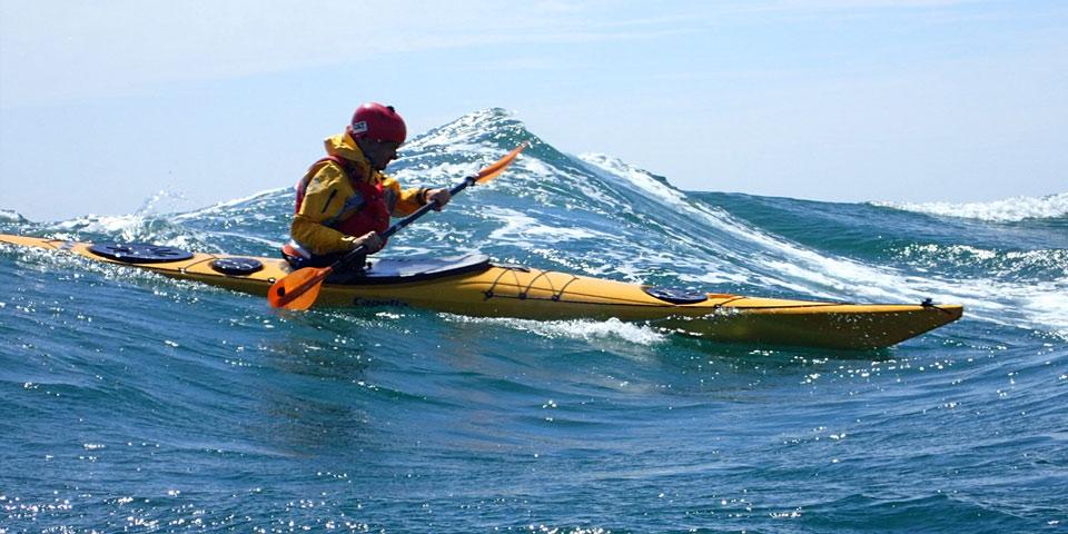 BC Personal Performance Award - Advanced Sea Kayak